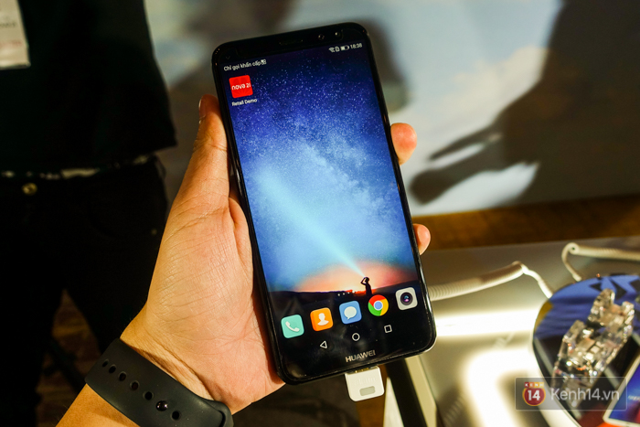 Đánh giá smartphone có 4 camera Huawei Nova 2i: Thiết kế ấn tượng, chất lượng camera tốt, mức giá dễ chịu - Ảnh 1.