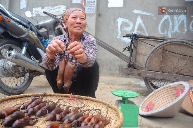 Ở Hà Nội có một ngôi làng mà phụ nữ và trẻ con mê thịt chuột hơn cả thịt lợn, thịt gà - Ảnh 13.