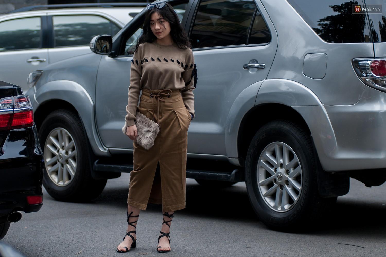 Street style 2 miền: không thời trang phang thời tiết, giới trẻ trổ tài lên đồ ấm áp nhưng vẫn hút mắt - Ảnh 5.