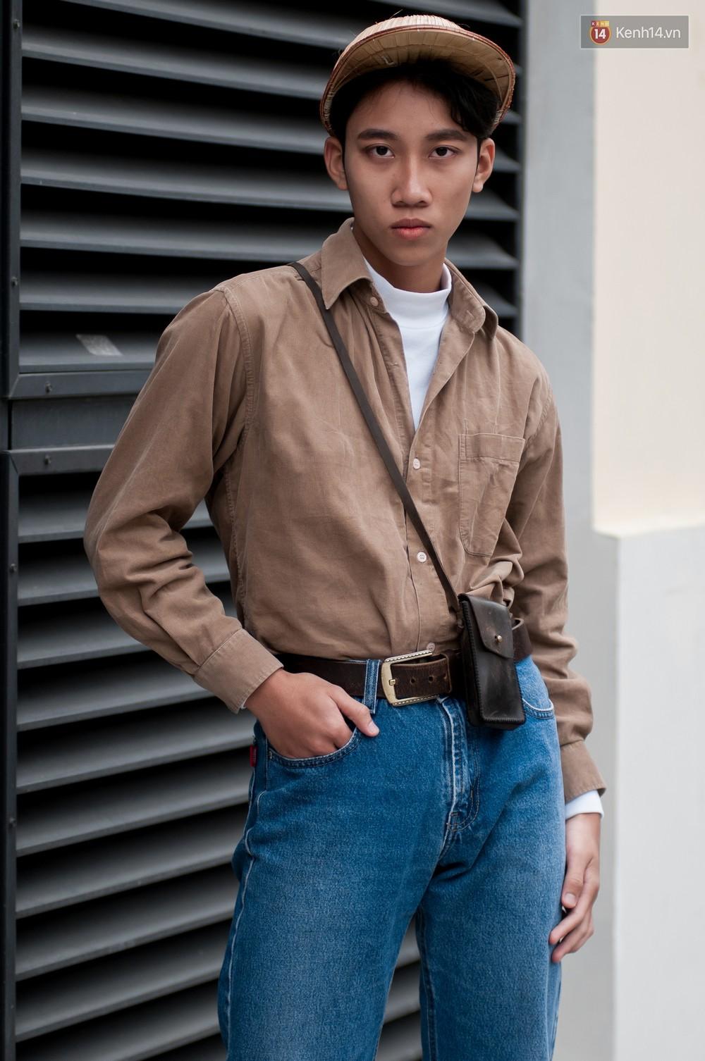 Street style 2 miền: không thời trang phang thời tiết, giới trẻ trổ tài lên đồ ấm áp nhưng vẫn hút mắt - Ảnh 12.