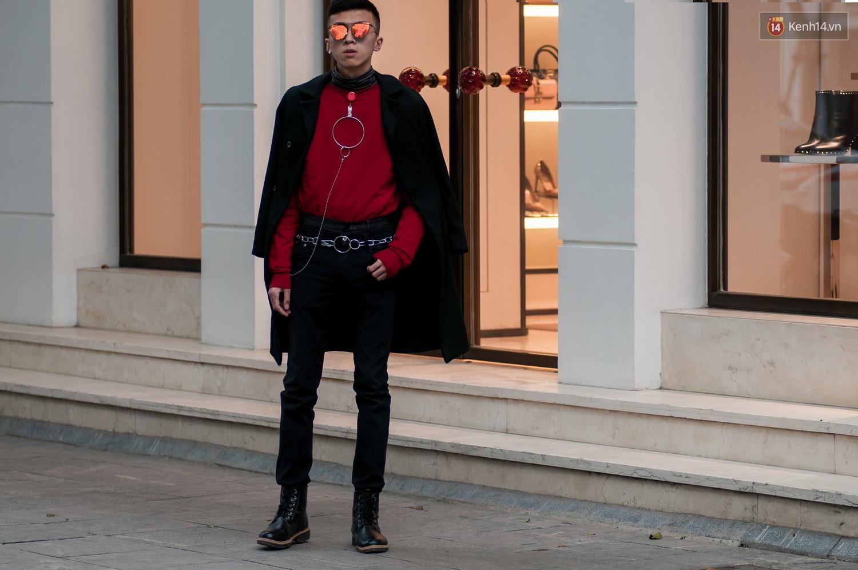 Street style 2 miền: không thời trang phang thời tiết, giới trẻ trổ tài lên đồ ấm áp nhưng vẫn hút mắt - Ảnh 9.