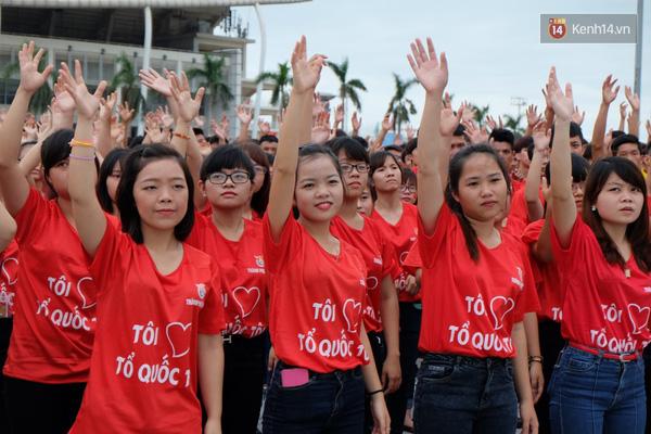 """Phong trào """"Tôi yêu Tổ quốc tôi"""" gắn liền với thanh niên - Ảnh 1."""