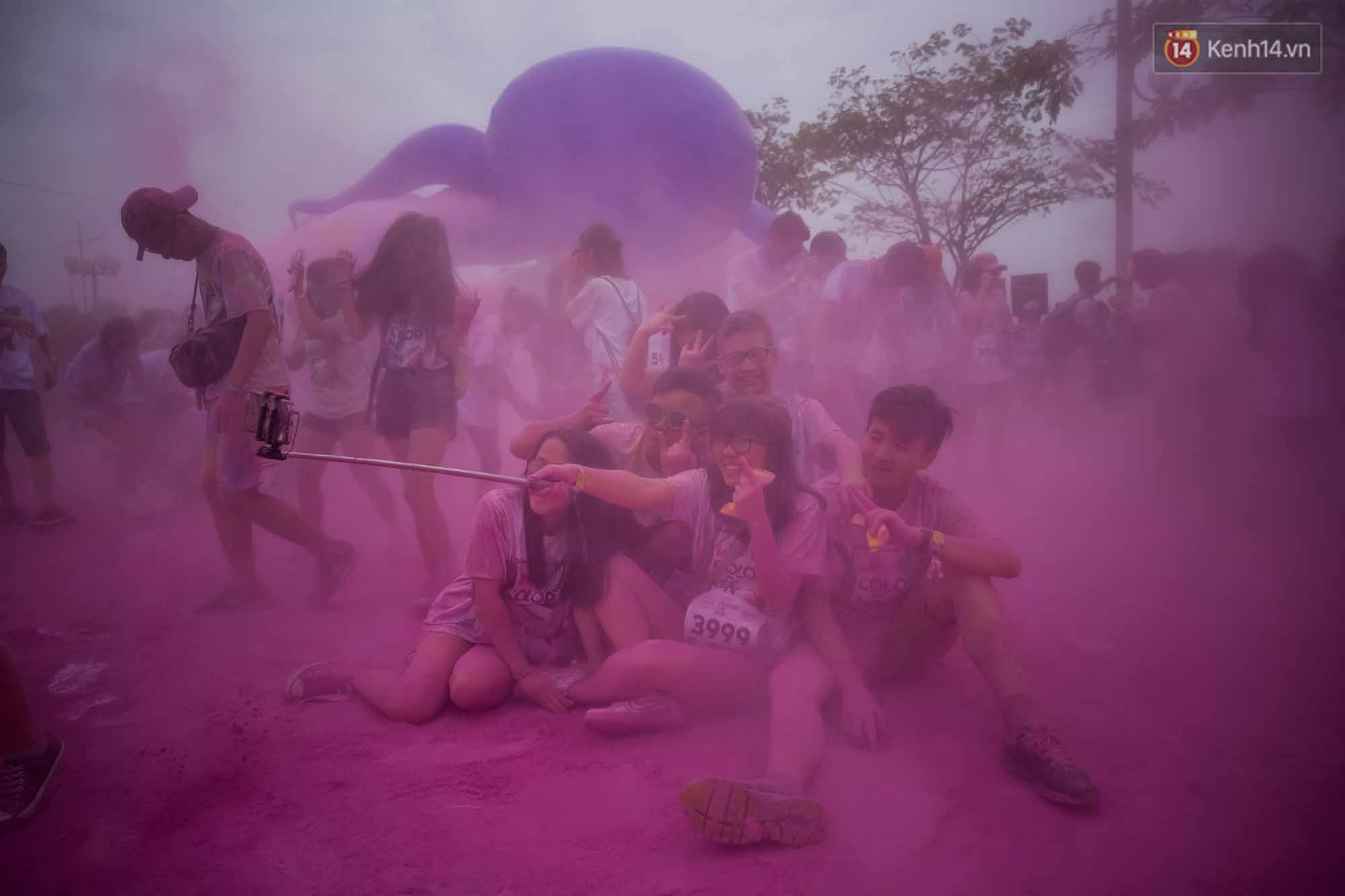 Những khoảnh khắc chứng minh đi Color Me Run lúc nào cũng vui và được quẩy hết mình! - Ảnh 9.