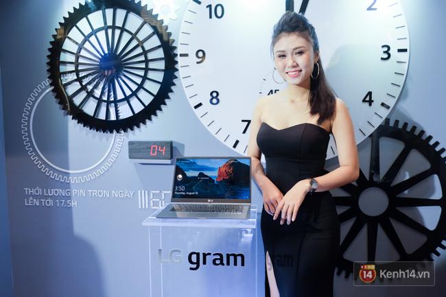 LG ra mắt dòng laptop LG Gram siêu nhẹ đến thị trường Việt Nam, chỉ bằng 5 chiếc iPhone 7 Plus - Ảnh 1.