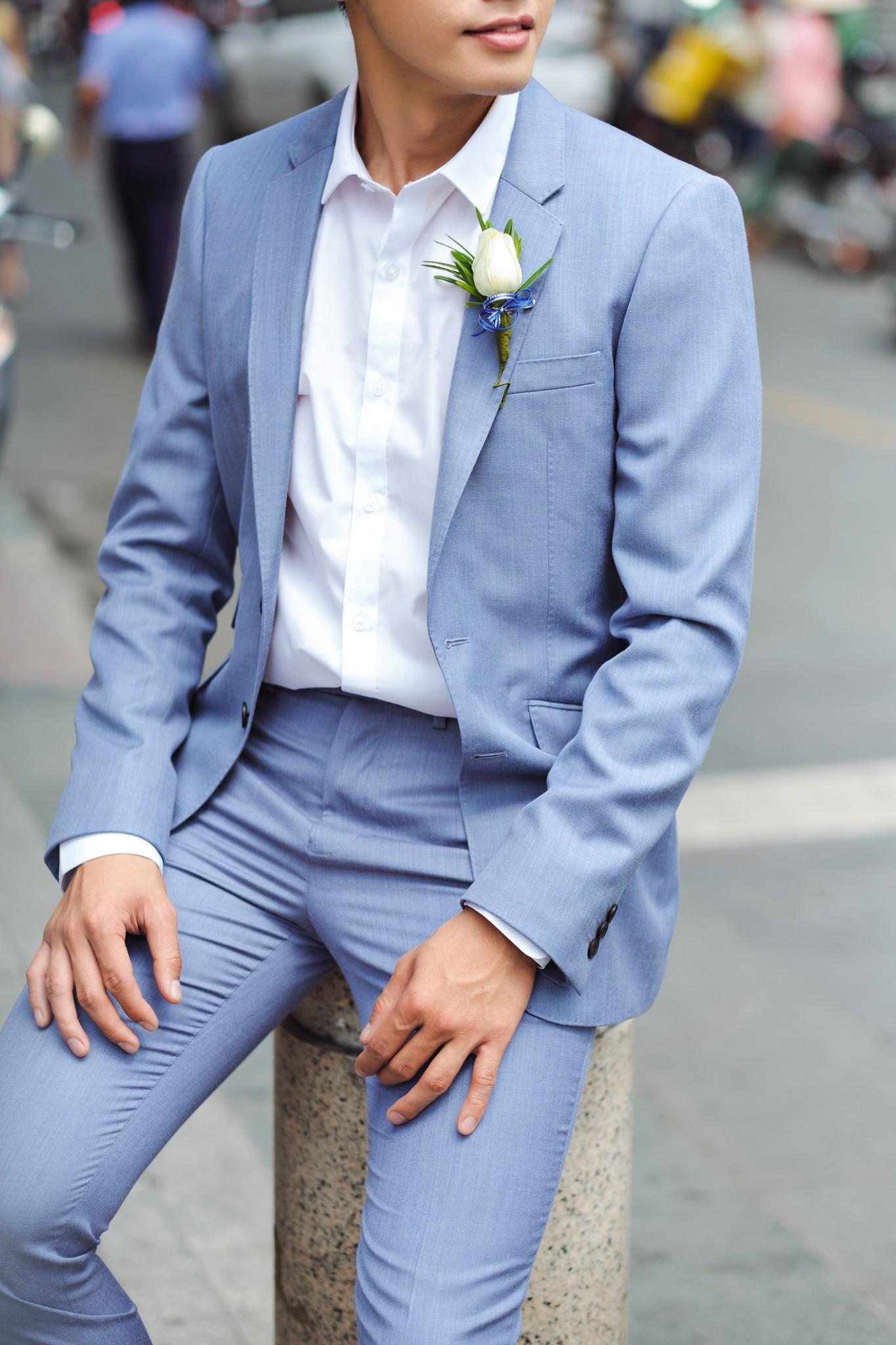 Học cách biến hóa cùng chàng dancer Quang Đăng với những bộ suit Topman - Ảnh 6.