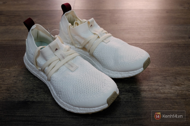 Review cận cảnh đôi adidas làm từ rác thải đại dương đã có mặt tại Việt Nam: đẹp - nhẹ và đế ngoài siêu bền - Ảnh 26.
