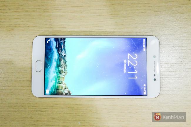 Đánh giá Vivo V5s: Thiết kế đẹp, cấu hình ổn, camera selfie 20 MP ấn tượng - Ảnh 7.
