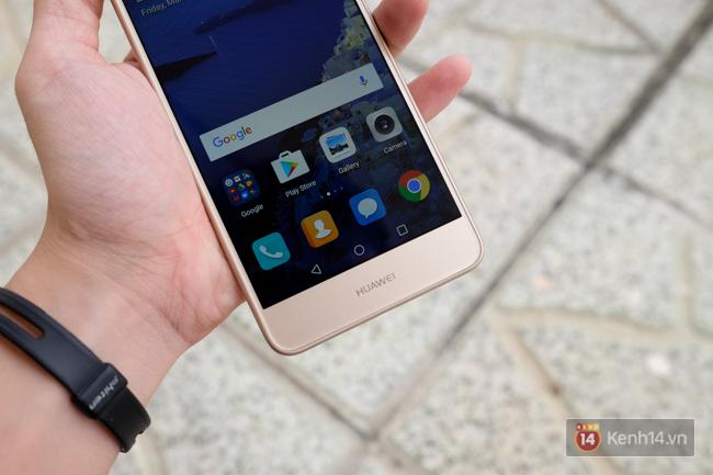 Đánh giá Huawei Y7 Prime: thiết kế khá đẹp, pin trâu, giá cả hợp lí - Ảnh 9.