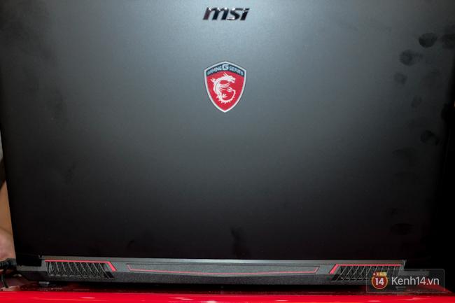 MSI ra mắt laptop GL62M 7RDX dành cho game thủ Việt với giá từ 23 triệu đồng - Ảnh 14.