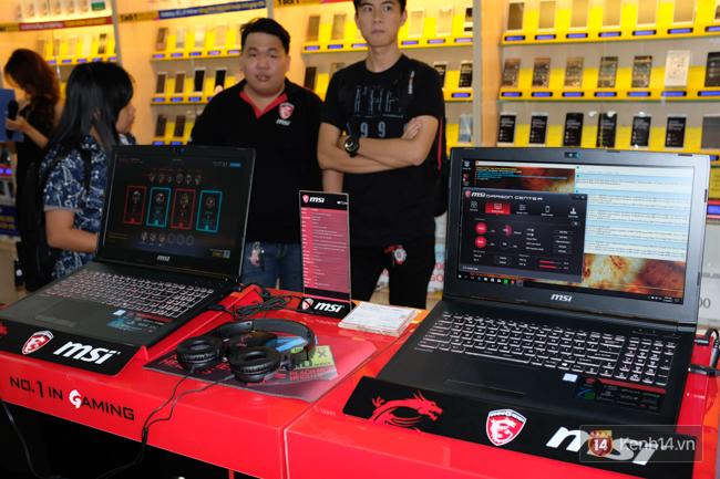 MSI ra mắt laptop GL62M 7RDX dành cho game thủ Việt với giá từ 23 triệu đồng - Ảnh 2.