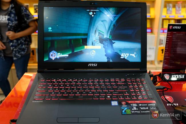 MSI ra mắt laptop GL62M 7RDX dành cho game thủ Việt với giá từ 23 triệu đồng - Ảnh 5.