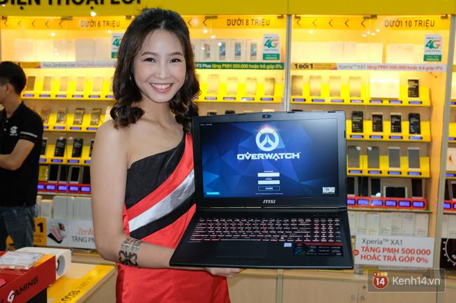 MSI ra mắt laptop GL62M 7RDX dành cho game thủ Việt với giá từ 23 triệu đồng - Ảnh 1.