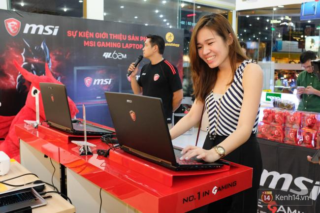 MSI ra mắt laptop GL62M 7RDX dành cho game thủ Việt với giá từ 23 triệu đồng - Ảnh 9.