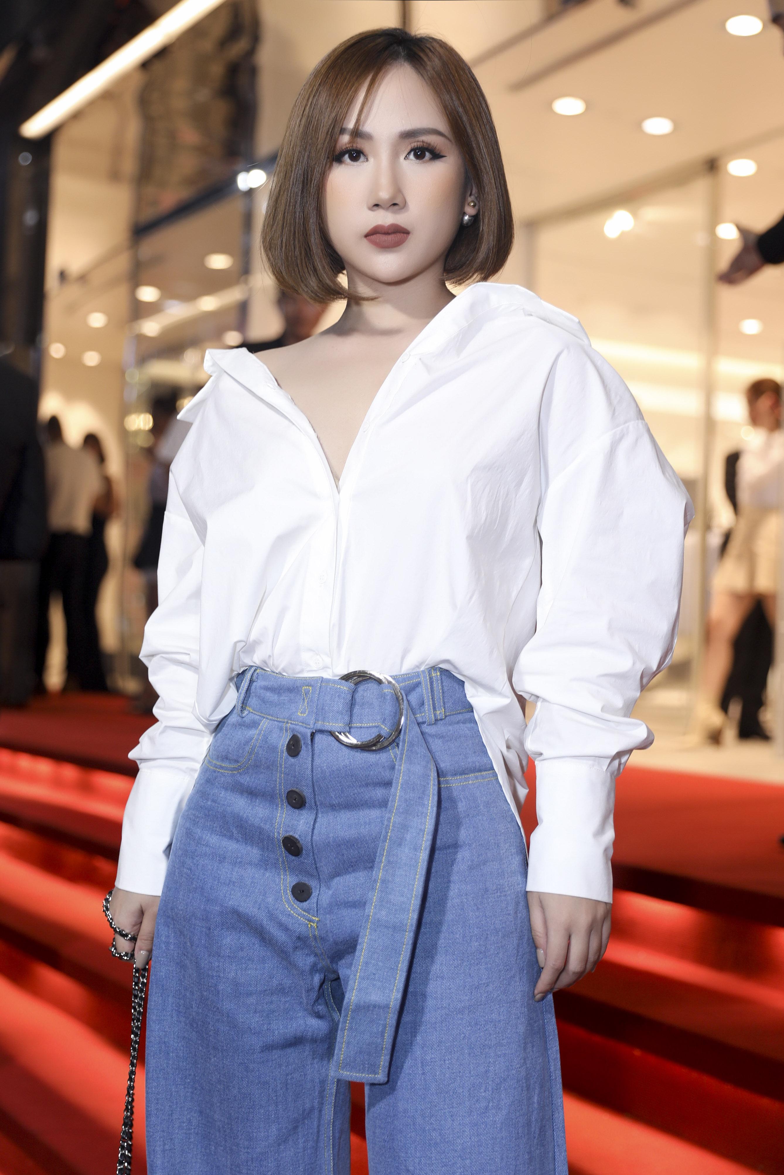 Angela Phương Trinh & Chi Pu quá đỗi sành điệu, công phá thảm đỏ sự kiện ra mắt H&M Việt Nam - Ảnh 33.