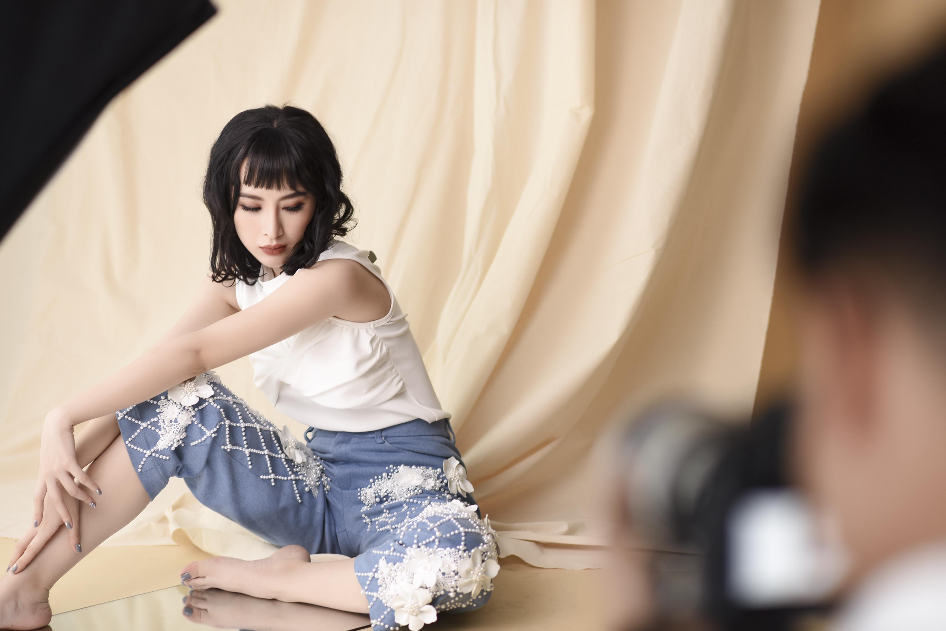"""Angela Phương Trinh không giấu tham vọng muốn thành """"It Girl"""" của làng thời trang Việt - Ảnh 6."""