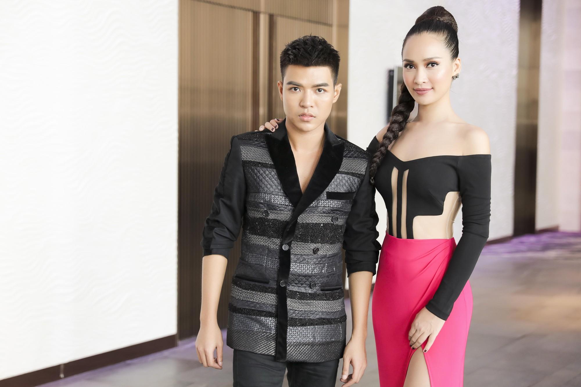 Miu Lê - Dương Hoàng Yến kín bưng, Ái Phương - Vũ Thảo My sexy ra mắt gameshow mới - Ảnh 5.