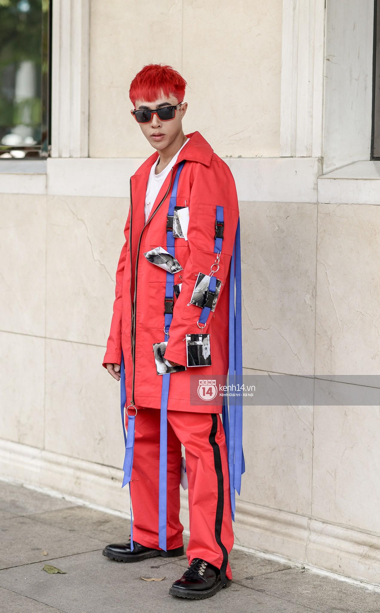 Fashionisto nhí diện áo lông to sụ như G-Dragon, nổi bật nhất street style ngày cuối VIFW - Ảnh 4.