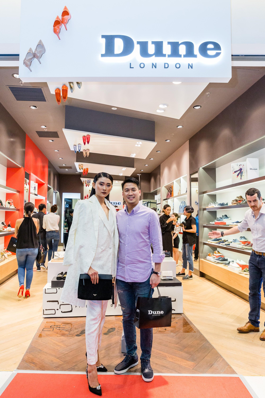 Tăng Thanh Hà, Phillip Nguyễn cùng Kim Nhung dự khai trương thương hiệu giày đến từ Anh Quốc - Ảnh 5.