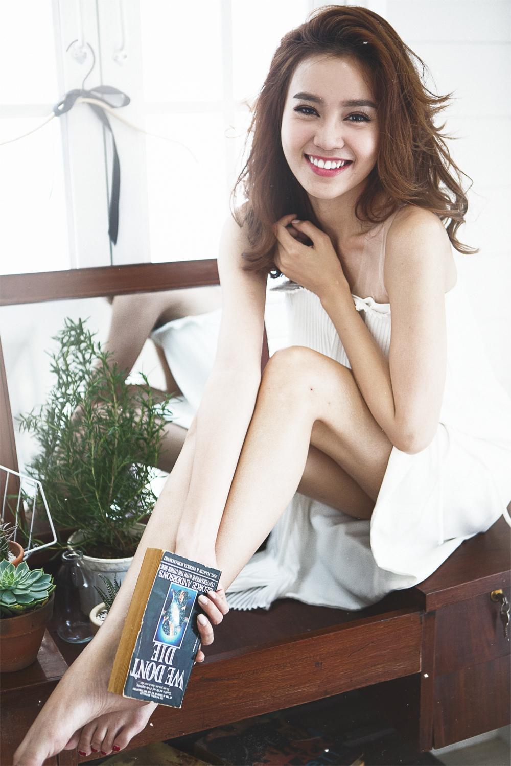 Ninh Dương Lan Ngọc, diễn viên, người mẫu