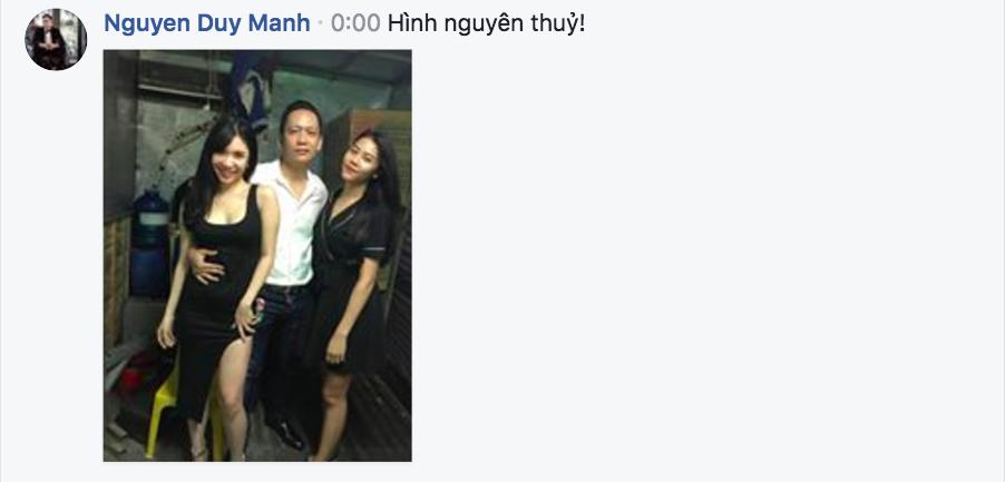 Hình ảnh chạm ngực diễn viên Thanh Bi bị phát tán, Duy Mạnh phản ứng ra sao? - Ảnh 2.
