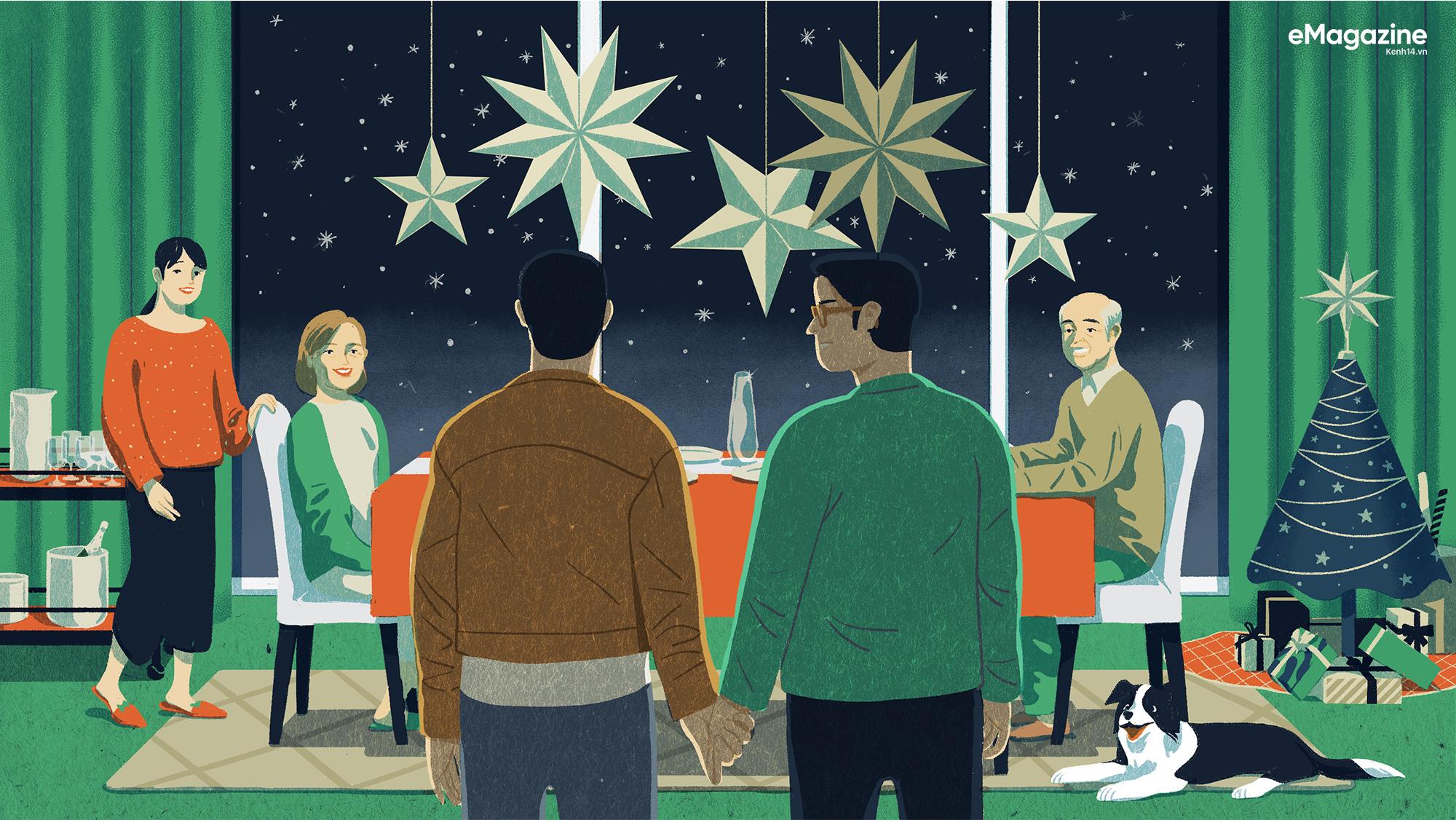 Không ai phải cô đơn trong đêm Giáng sinh - Ảnh 7.