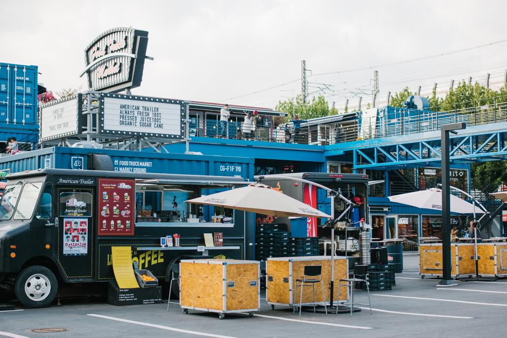 Common Ground - khu concept mall làm từ container siêu chất của giới trẻ Seoul - Ảnh 22.