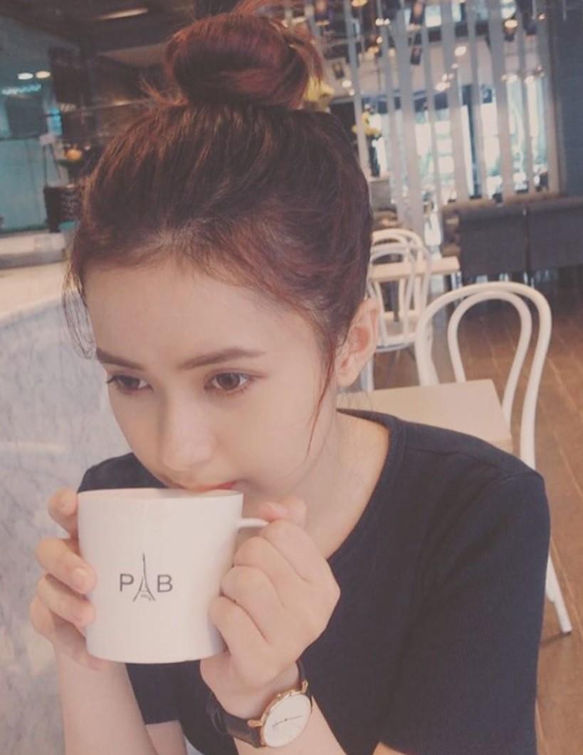 Gái Việt 100% nhưng cô bạn này cứ bị nhầm là con lai vì quá xinh - Ảnh 3.