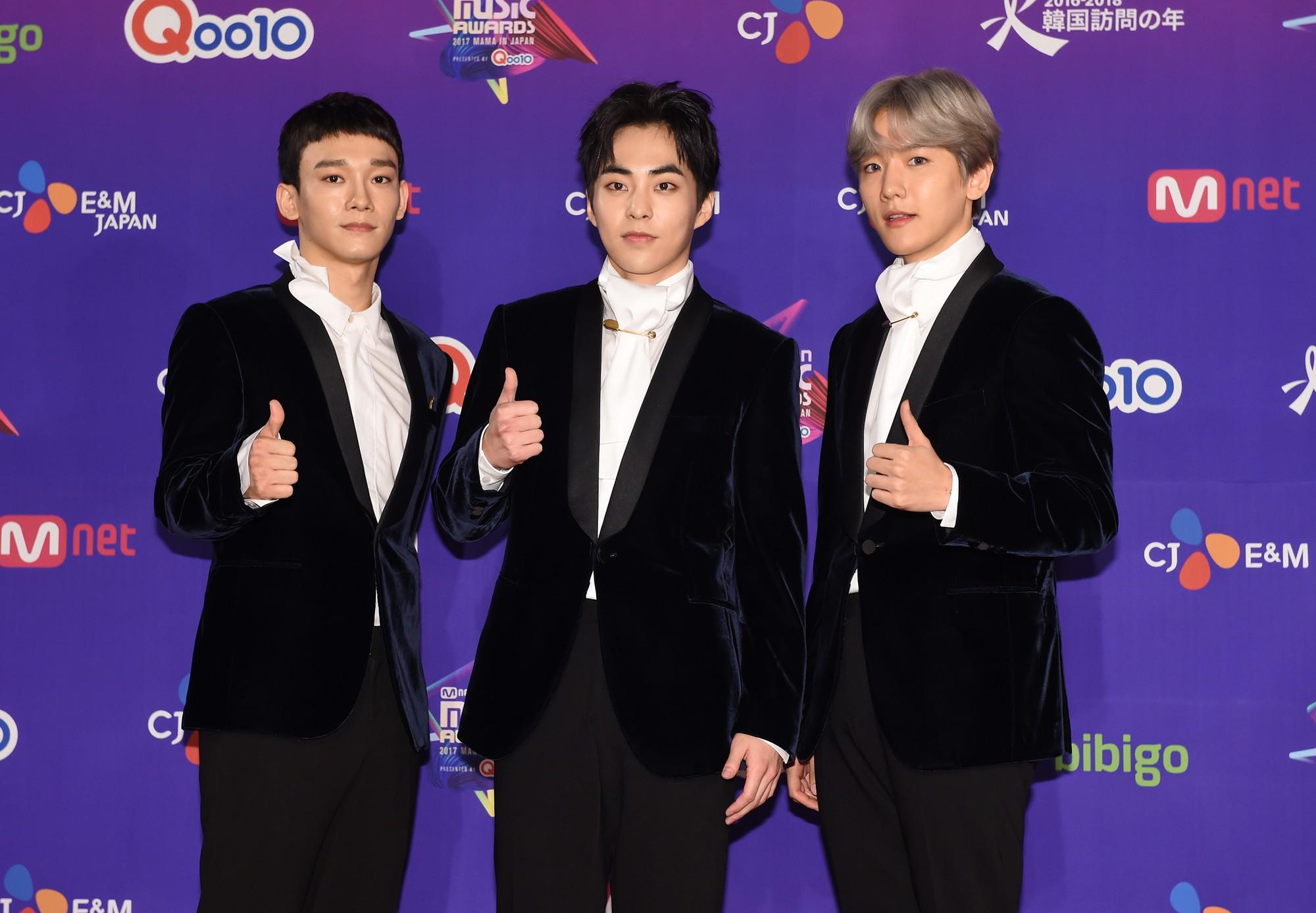 Thảm đỏ MAMA Nhật: Park Bo Gum và dàn mỹ nam Wanna One, EXO chiếm trọn sự chú ý, Kim So Hyun đọ sắc TWICE - Ảnh 9.