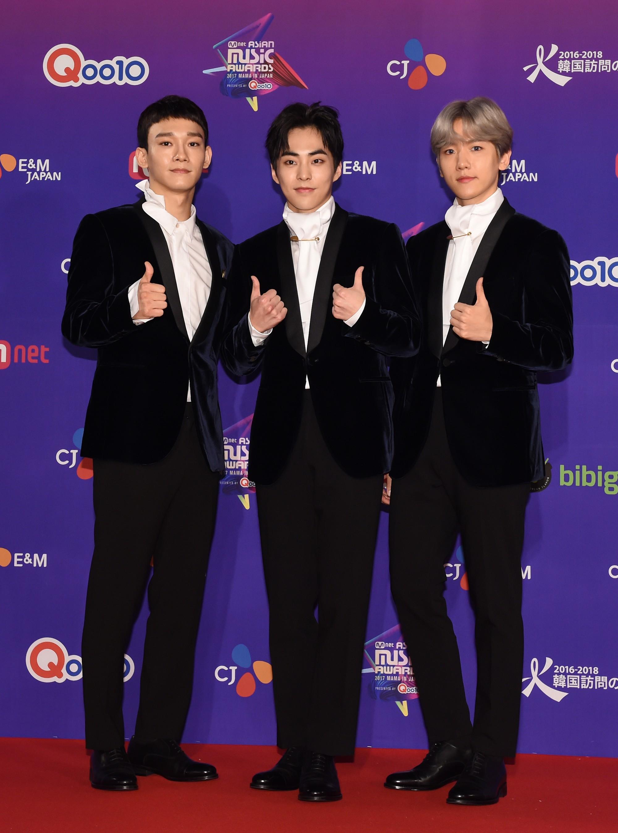 Thảm đỏ MAMA Nhật: Park Bo Gum và dàn mỹ nam Wanna One, EXO chiếm trọn sự chú ý, Kim So Hyun đọ sắc TWICE - Ảnh 8.