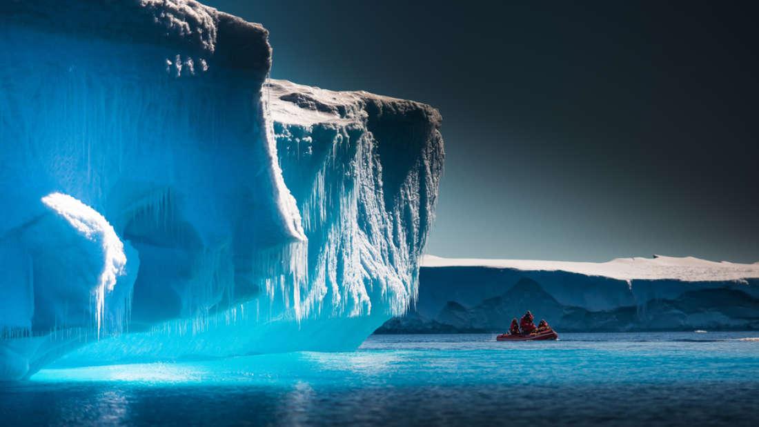 Không nhầm đâu, hình ảnh bạn đang thấy chính là Nam Cực hiện nay, và đó là tin rất không tốt - Ảnh 2.
