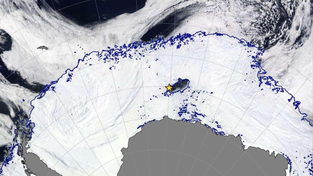 Phát hiện lỗ hổng khổng lồ xuất hiện tại Nam Cực, giới khoa học đang gấp rút tìm kiếm nguyên nhân - Ảnh 2.