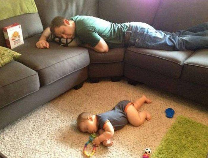 17 hình ảnh chứng minh câu cha nào con nấy đúng là chuẩn thật - Ảnh 3.