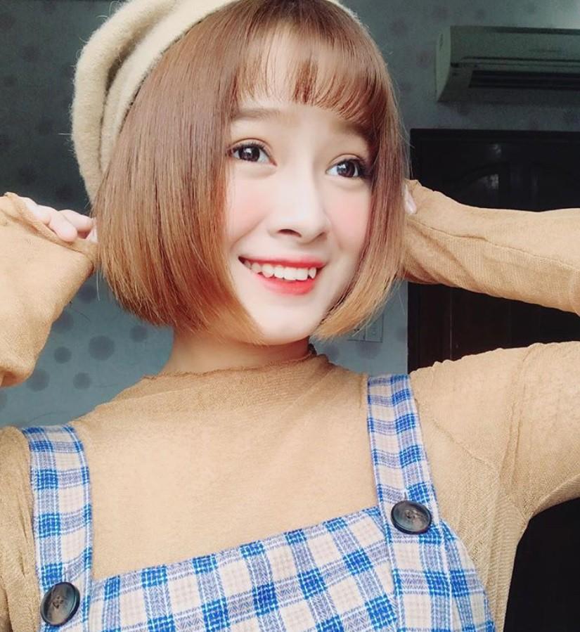 Cắt tóc ngắn để che mặt tròn, cô bạn Sài Gòn không ngờ trông giống hệt Đóa Nhi! - Ảnh 5.
