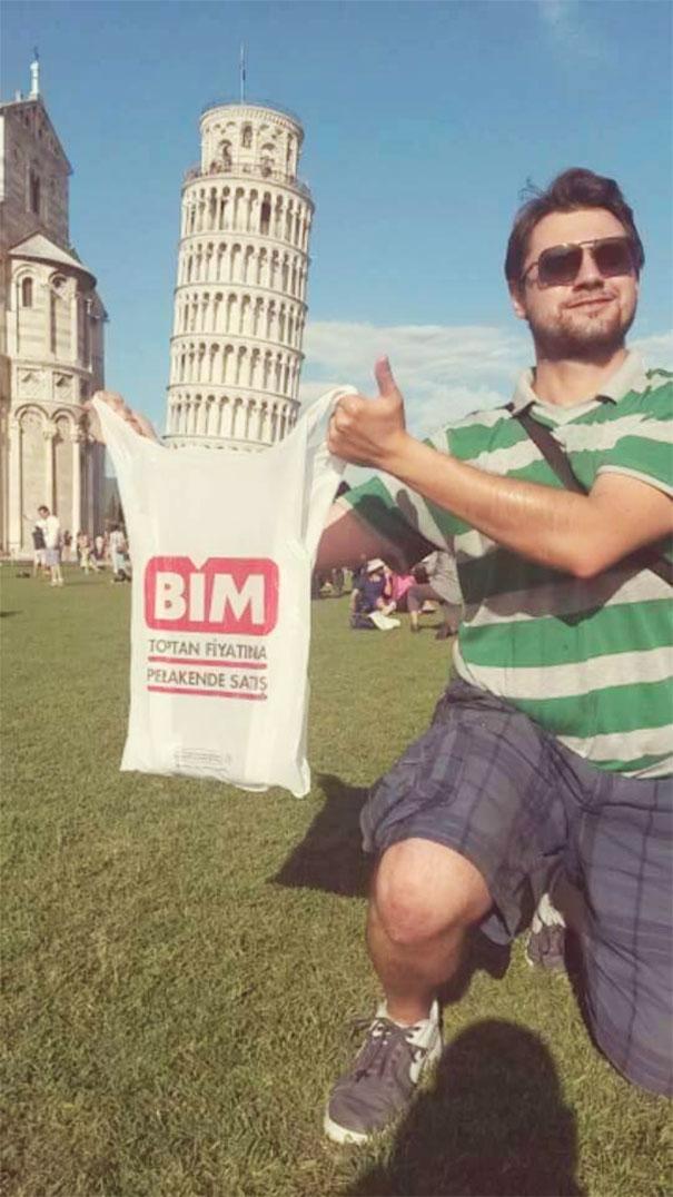 16 kiểu chụp ảnh sống ảo sáng tạo với tháp nghiêng Pisa - Ảnh 25.