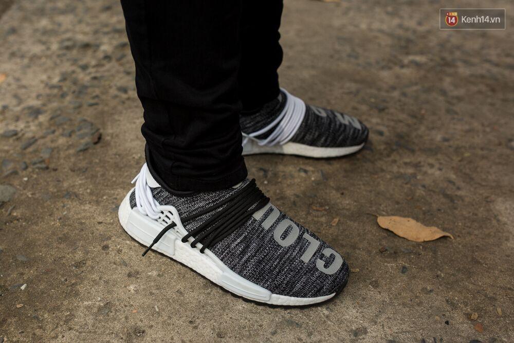 Đầu giày và tín đồ streetwear Sài Gòn lên đồ chất, trưng giày giá khủng tại sự kiện cuối tuần qua - Ảnh 8.
