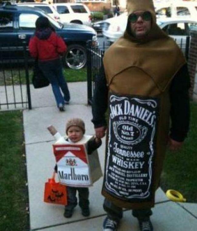 15 gợi ý về trang phục để bạn có một lễ Halloween...không thể tồi tệ hơn. - Ảnh 14.