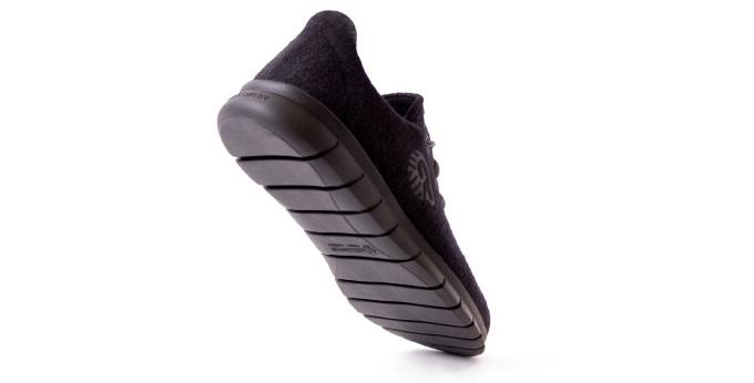 Giày nỉ siêu nhẹ không cần đi tất vẫn không bị hôi chân - Ảnh 4.