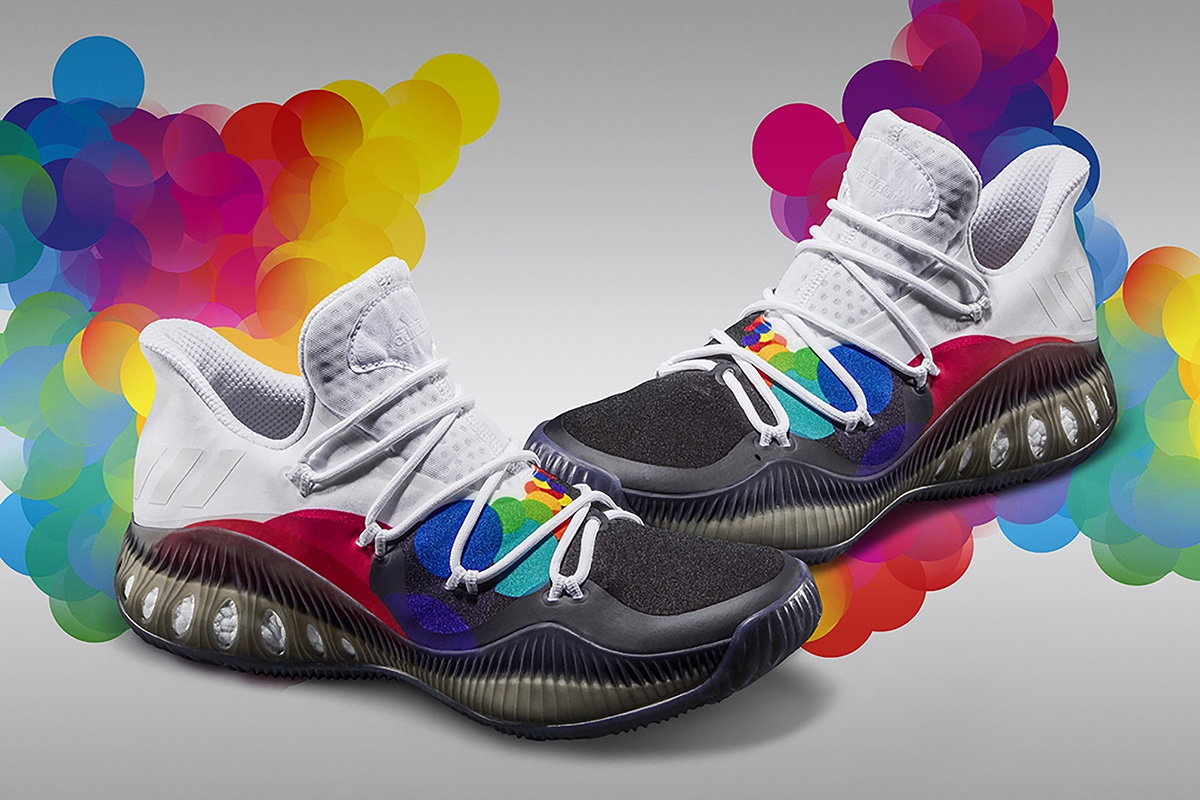 Điểm mặt các mẫu giày thể thao thời thượng ra mắt đầu tháng 6 - Ảnh 8.
