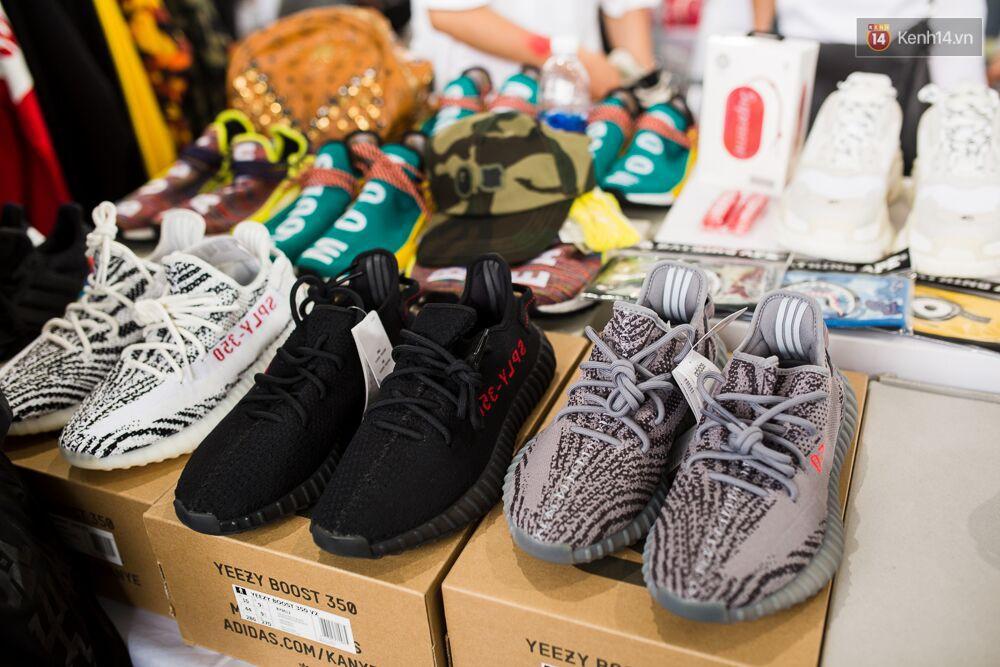 Đầu giày và tín đồ streetwear Sài Gòn lên đồ chất, trưng giày giá khủng tại sự kiện cuối tuần qua - Ảnh 15.