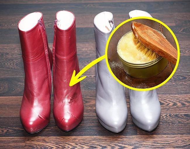13 mẹo bảo quản giày dép, quần áo mà bất kì cô gái nào cũng nên thuộc lòng - Ảnh 23.