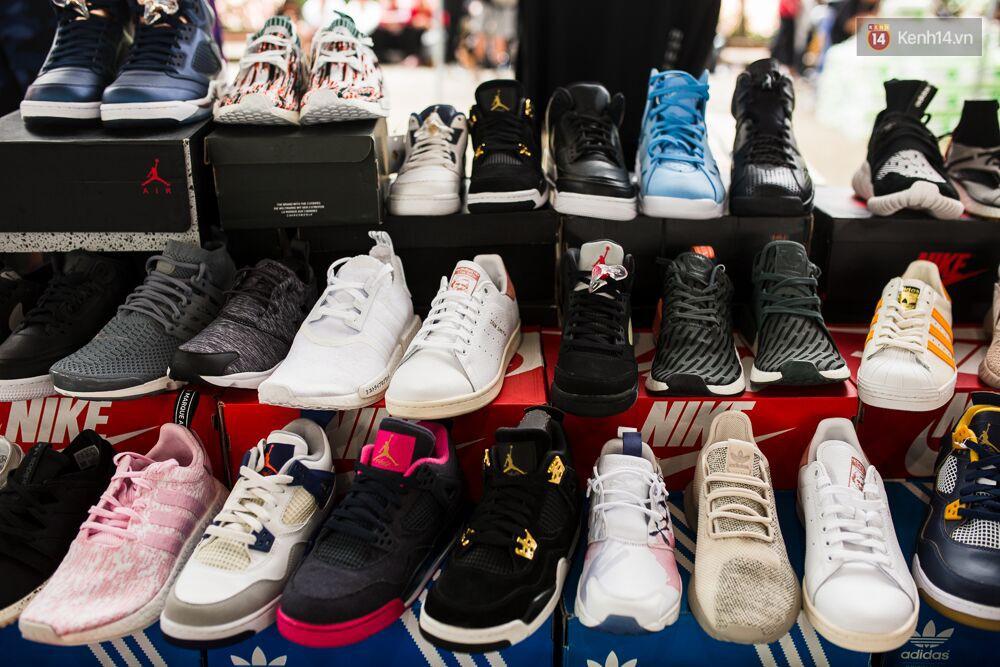 Đầu giày và tín đồ streetwear Sài Gòn lên đồ chất, trưng giày giá khủng tại sự kiện cuối tuần qua - Ảnh 16.