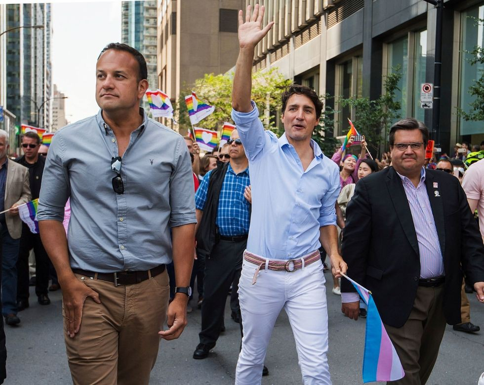 Lý giải sức hút của Thủ tướng Canada Justin Trudeau: đẹp trai, hài hước và ngọt ngào hết sức - Ảnh 4.