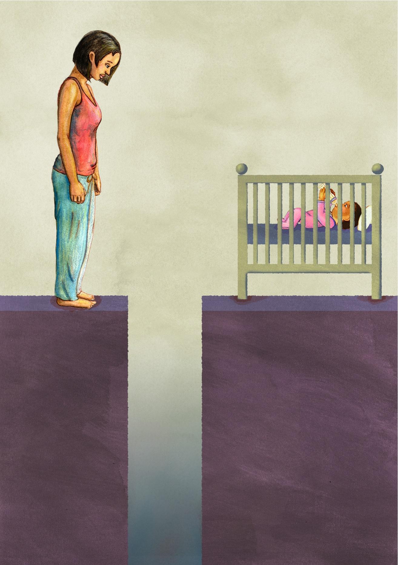 Từ cái chết của em bé 33 ngày tuổi: Chưa bao giờ nỗi đau trầm cảm sau sinh lại khiến người ta bàng hoàng đến thế! - Ảnh 4.