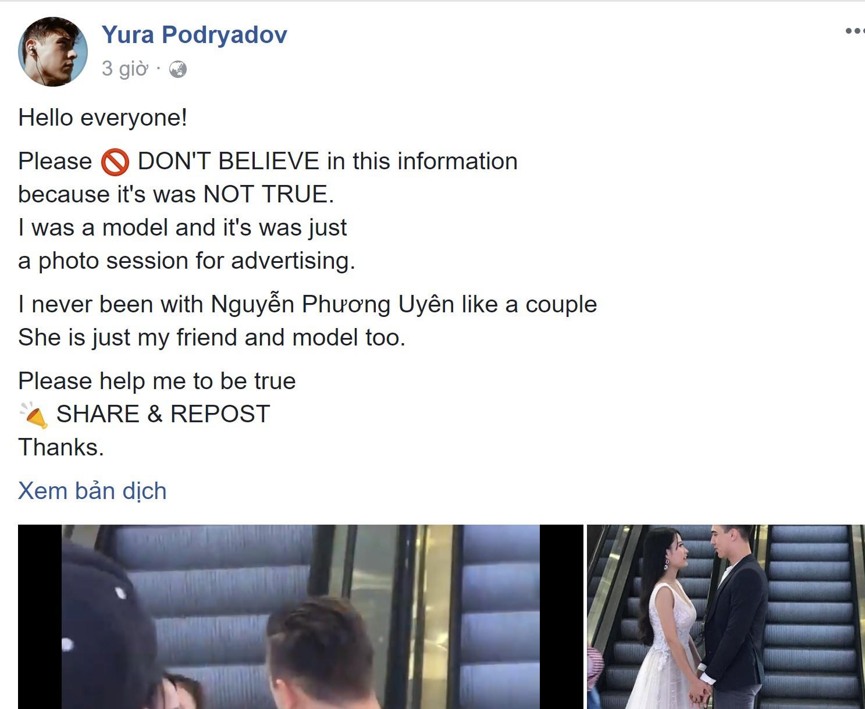 Chú rể Tây soái ca bị tố bắt cá hai tay ở Nha Trang: Tôi chỉ làm mẫu cho bộ ảnh, không hề yêu cô ấy! - Ảnh 1.