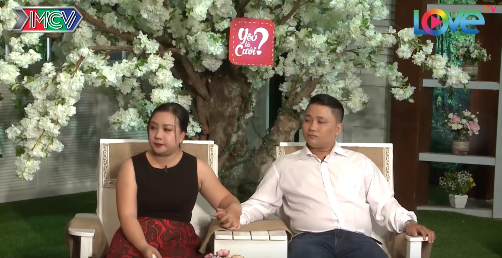 Cãi lời mẹ bấm nút trong Bạn muốn hẹn hò, cô gái rơi nước mắt trên truyền hình sau 1 năm yêu đương bí mật - Ảnh 7.