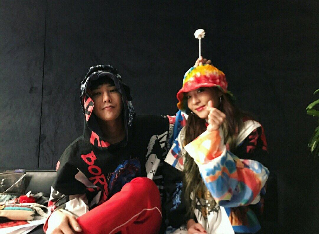 Sao Hàn: Bao năm được gán ghép tình cảm với G-Dragon, Dara cuối cùng đã thổ lộ lòng mình