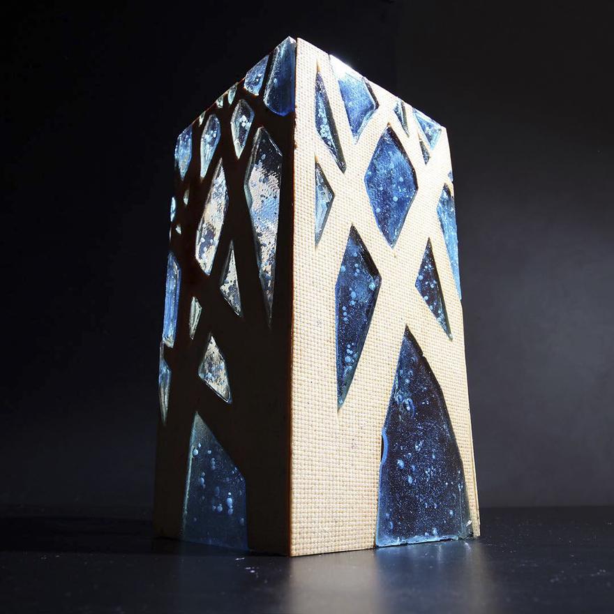 Những chiếc bánh hình học 3D đẳng cấp đã đạt tới cảnh giới đỉnh cao nghệ thuật - Ảnh 23.