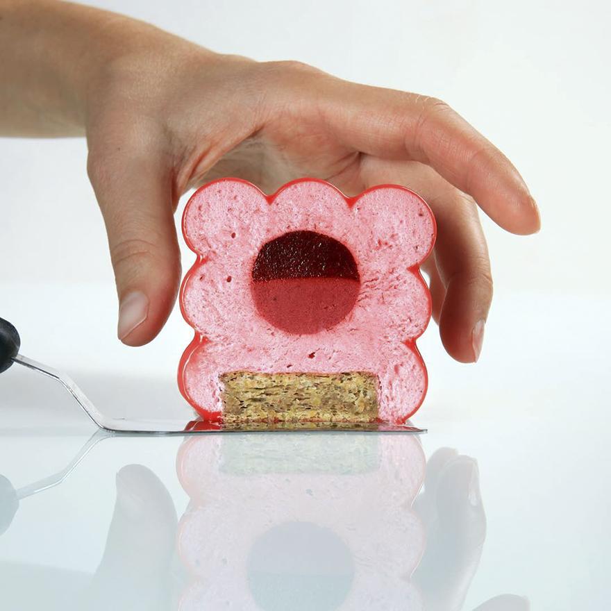 Những chiếc bánh hình học 3D đẳng cấp đã đạt tới cảnh giới đỉnh cao nghệ thuật - Ảnh 1.