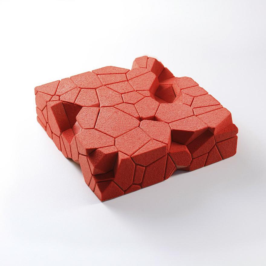 Những chiếc bánh hình học 3D đẳng cấp đã đạt tới cảnh giới đỉnh cao nghệ thuật - Ảnh 9.