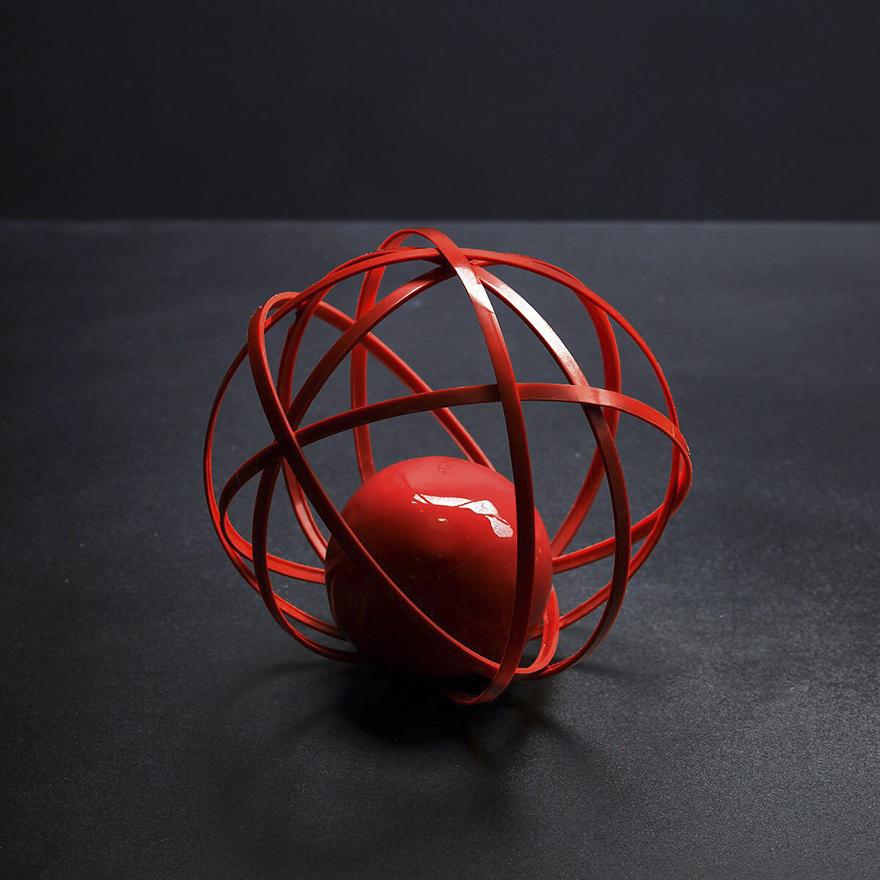 Những chiếc bánh hình học 3D đẳng cấp đã đạt tới cảnh giới đỉnh cao nghệ thuật - Ảnh 17.